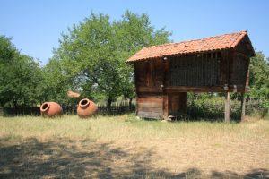 بنای باستانی گرجی به نام Darbazi