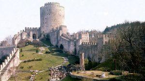 تاریخچه قلعه روملی حصاری