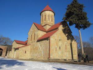 تاریخ صومعه بتانیا تفلیس