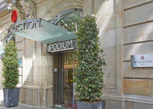تجهیزات هتل NH Collection Barcelona Podium بارسلونای اسپانیا
