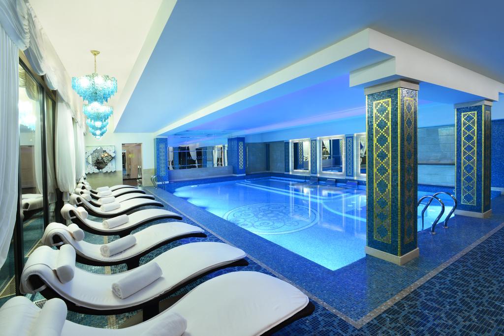 تجهیزات و امکانات رفاهی هتل Ambassadori