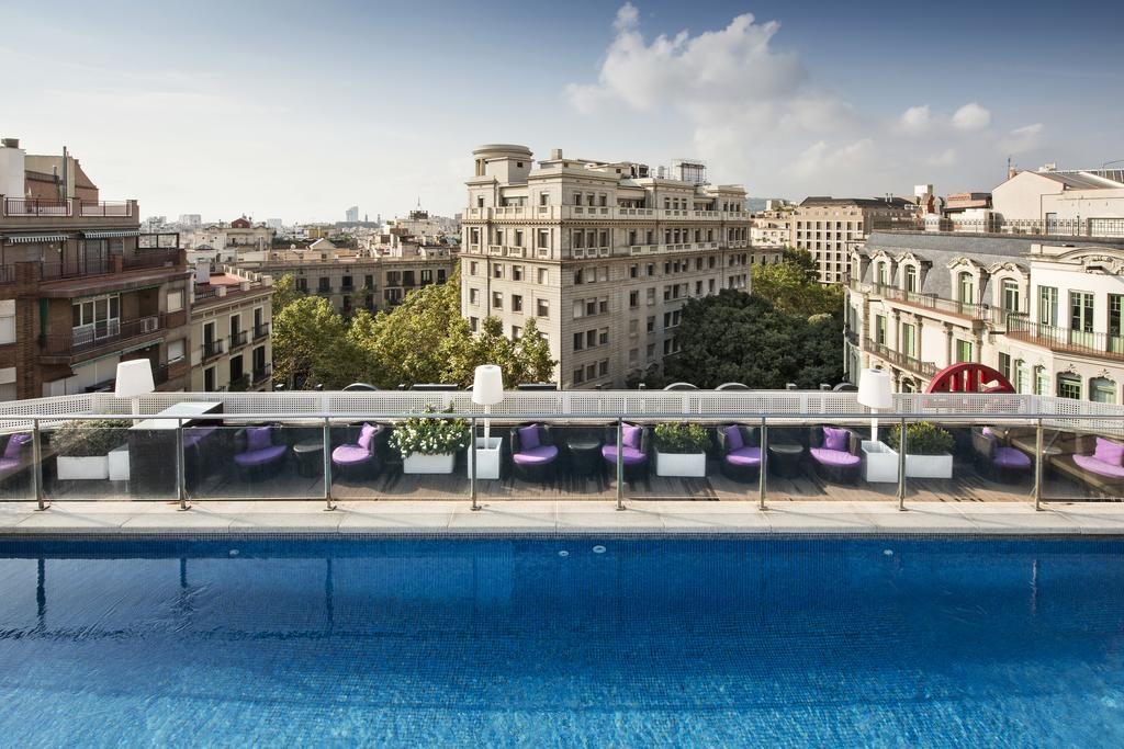 تور اسپانیا با هتل NH Collection Barcelona Podium
