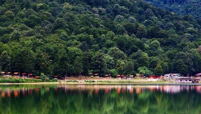 تور دریاچه آویدر