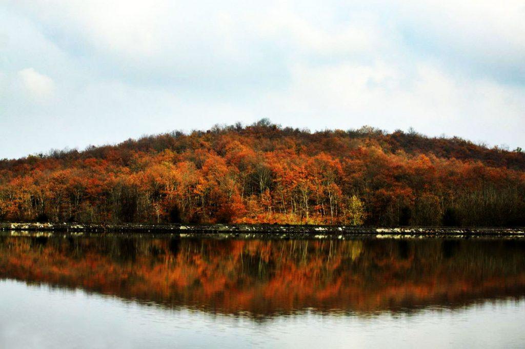 تور دریاچه سقالکسار