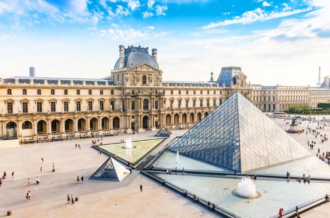 حقایقی جالب درباره موزه لوور پاریس- بخش اول