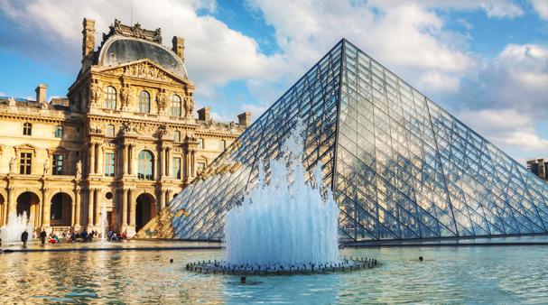حقایقی درباره ی موزه لوور پاریس- بخش دوم