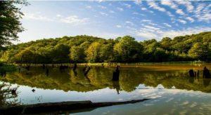 دریاچه سد سقالکسار