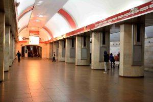 سیستم مترو در تور تفلیس پاییز 97