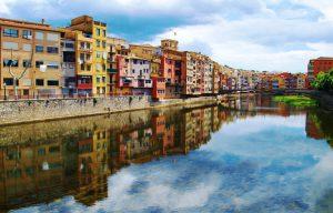 شهر قدیمی Girona