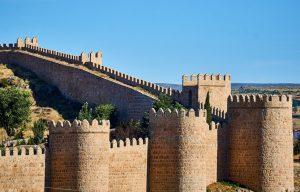 قلعه ی Avila