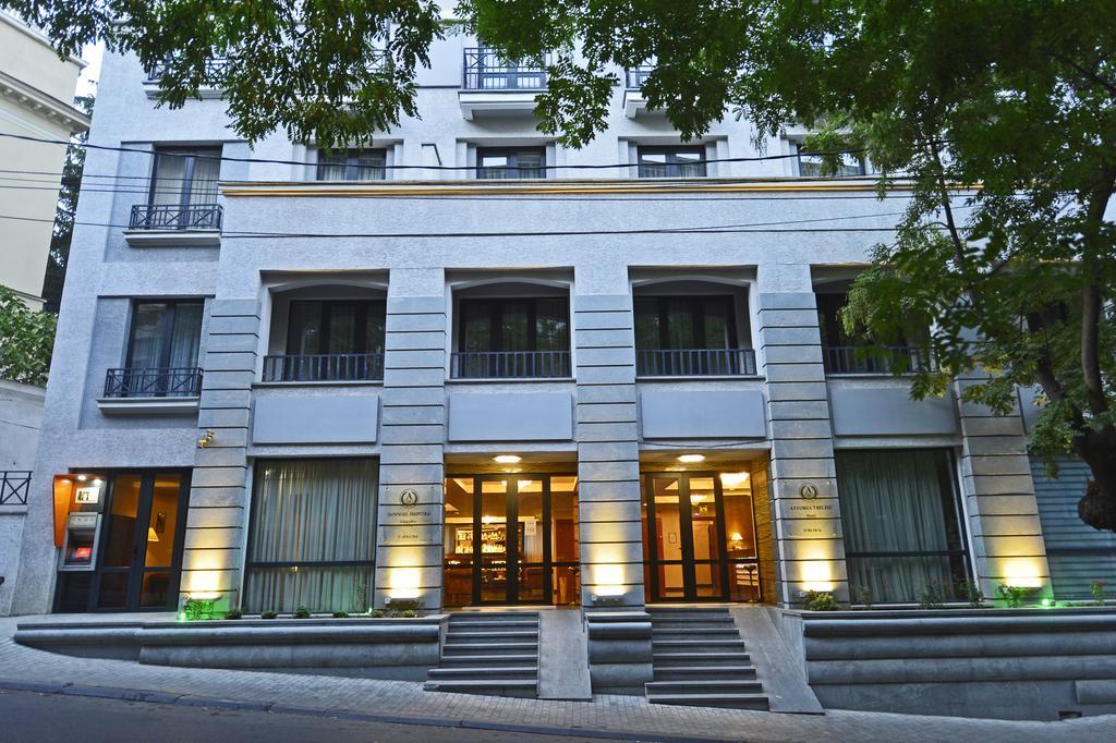 معرفی هتل چهار ستاره ی آستوریا
