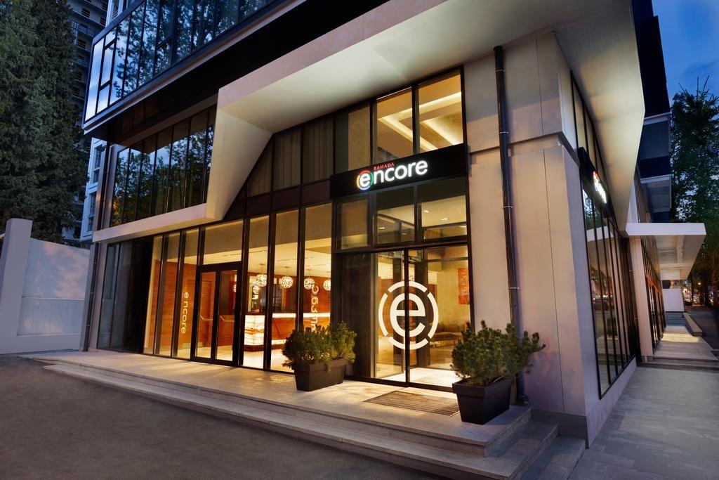 معرفی هتل چهار ستاره ی Ramada Encore