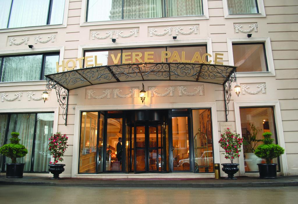 معرفی هتل چهار ستاره ی Vere Palace