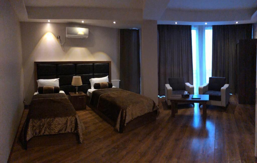 معرفی هتل گرین کوئین بوتیک