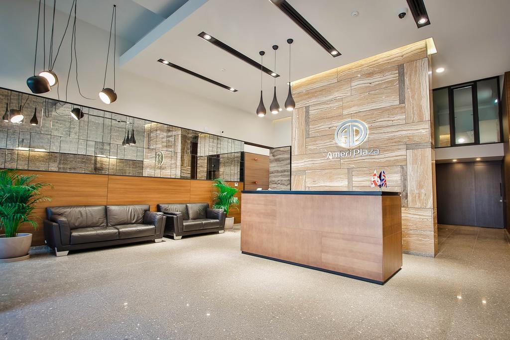 معرفی هتل Ameri Plaza