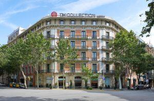 معرفی هتل NH Collection Barcelona Podium