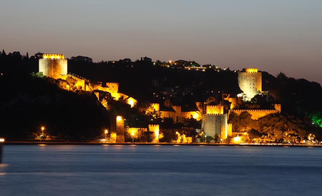 معماری قلعه