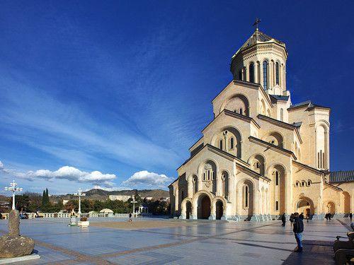 معماری کلیسای جامع سامبا