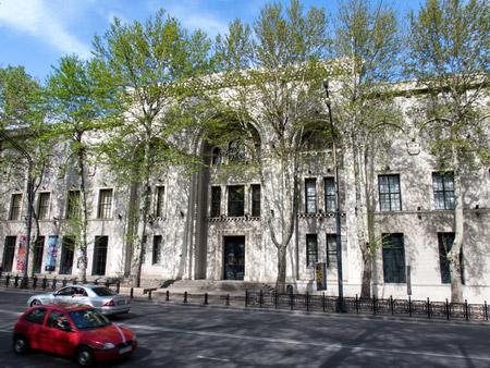 موزه ملی گرجستان در شهر تفلیس