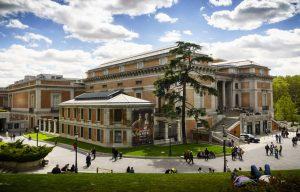 موزه ی ال پرادو مادرید