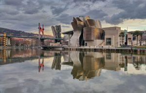 موزه ی گوگنهایم در بیلبائو