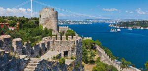 موقعیت قلعه روملی حصاری