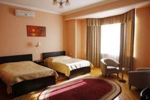 هتل چهار ستاره ی KMM