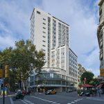 هتل چهار ستاره NH Hesperia در شهر بارسلونا