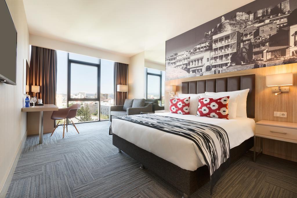 واحدهای اقامتی هتل Ramada Encore