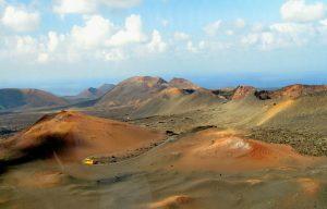پارک ملی Timanfaya