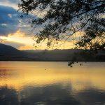 پیک نیک در دریاچه لیسی تفلیس