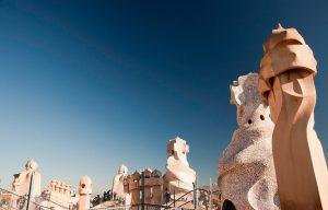 کازا میلا در بارسلونا