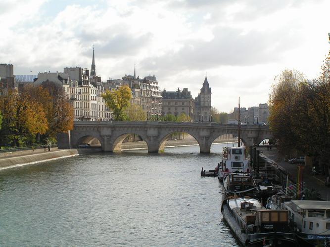 کمی بیشتر درباره رود سن در پاریس بدانیم