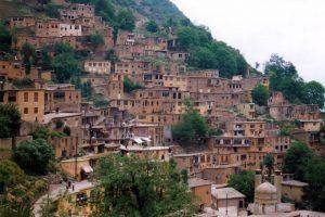 گشت در روستای پلکانی ماسوله