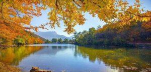 برنامه ی تور طبیعت گردی دریاچه شورمست
