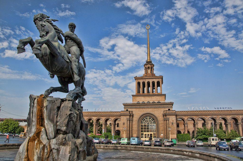 تور ایروان ارمنستان