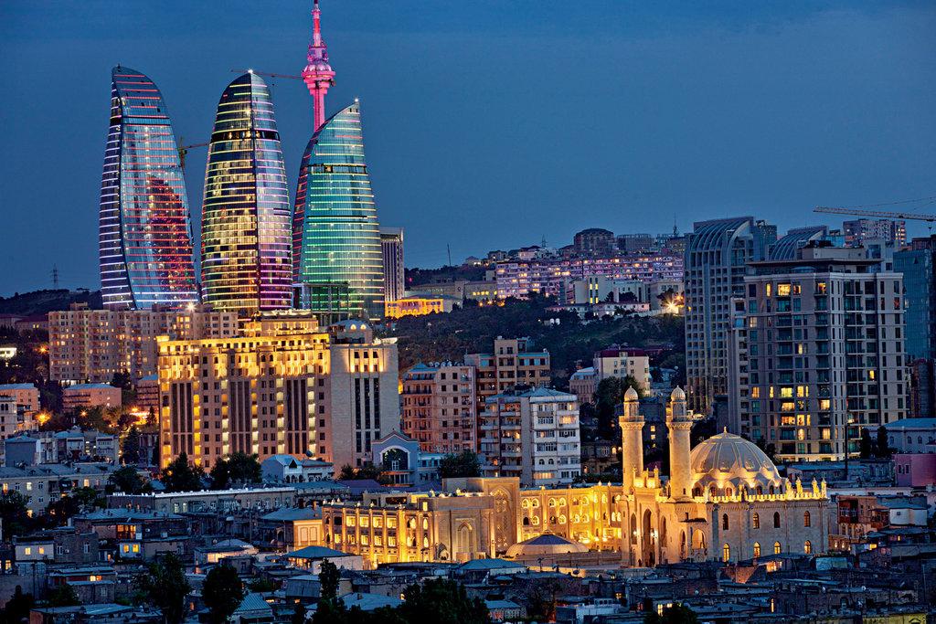 تور گردشگری باکو