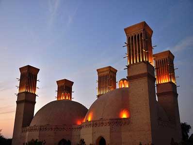 توسعه گردشگری یزد