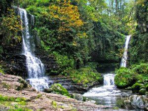 معرفی آبشار لونک