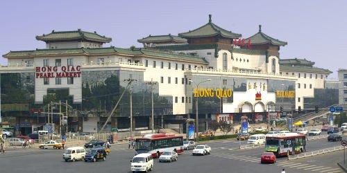 بازار هونگ چیائو پکن