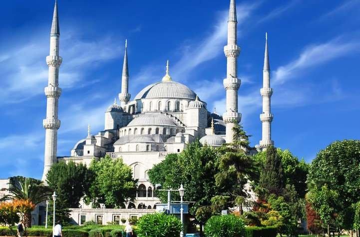 تور استانبول رمضان 98