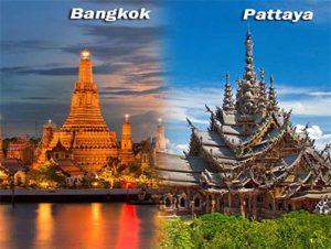 تور بانکوک پاتایا 98