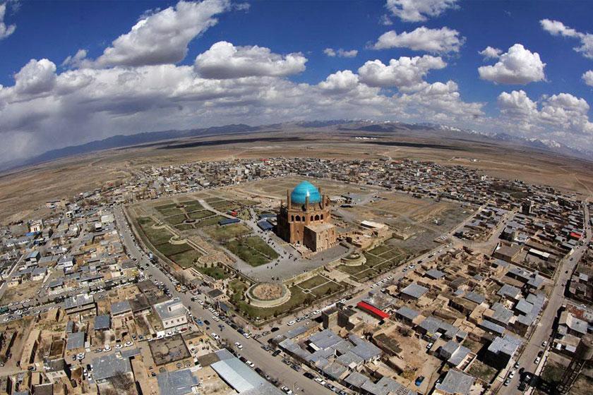 تور زنجان 98