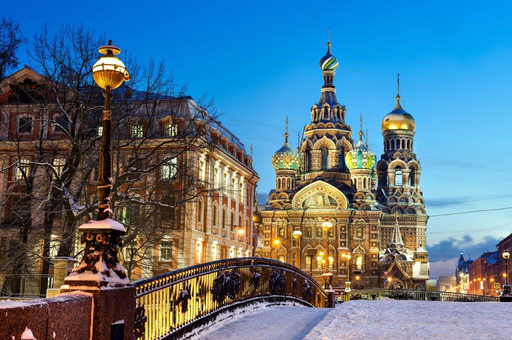 تور سنت پترزبورگ