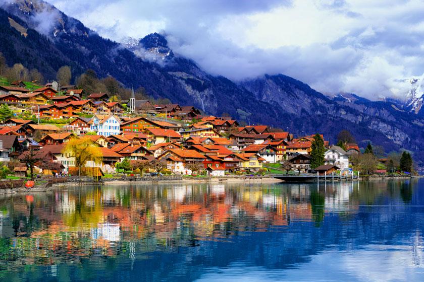 تور سوئیس آلمان اتریش