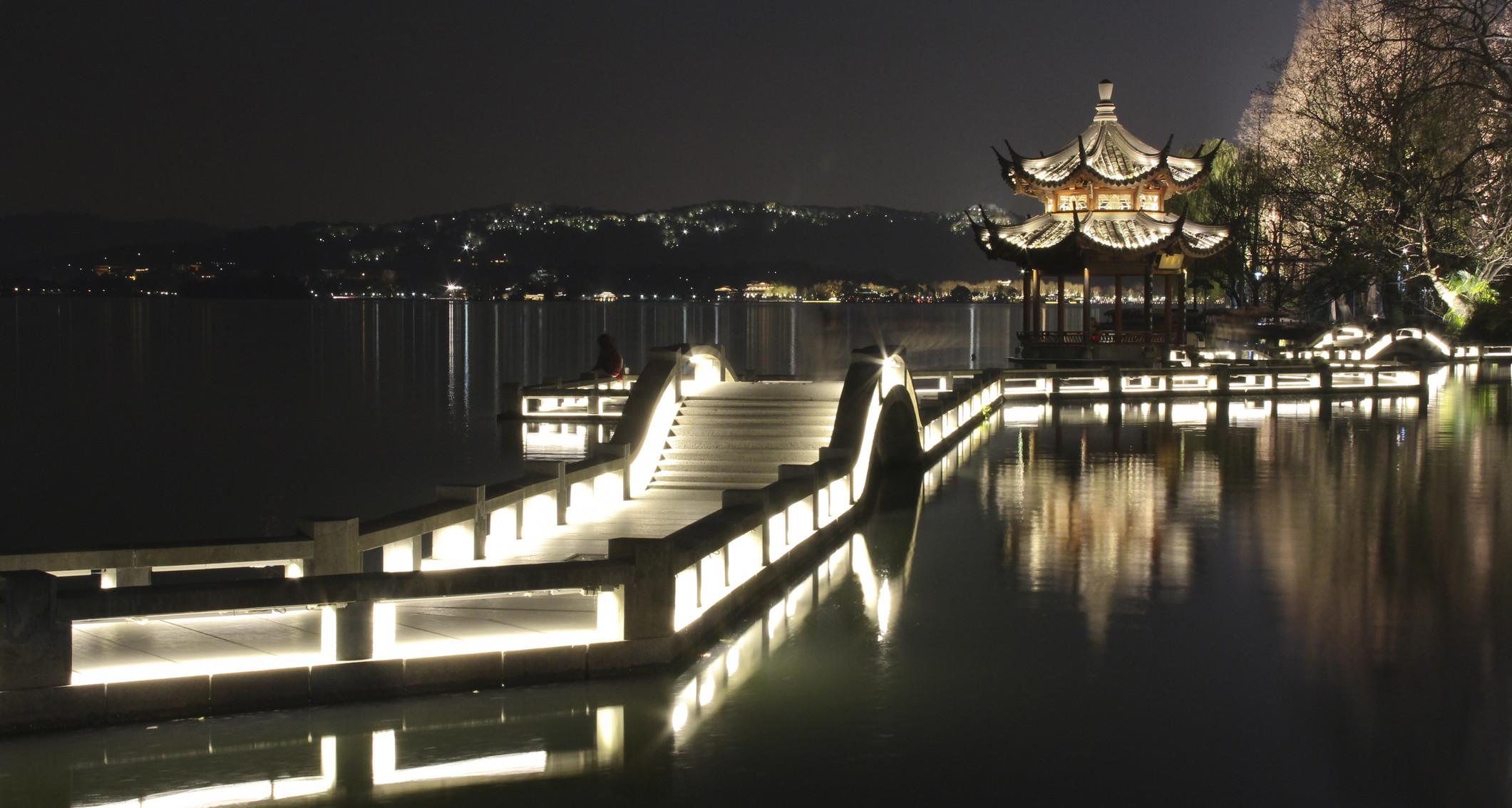 دریاچه وست هانگزو