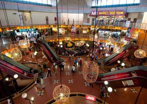 مرکز خرید پلازای شرقی در پکن