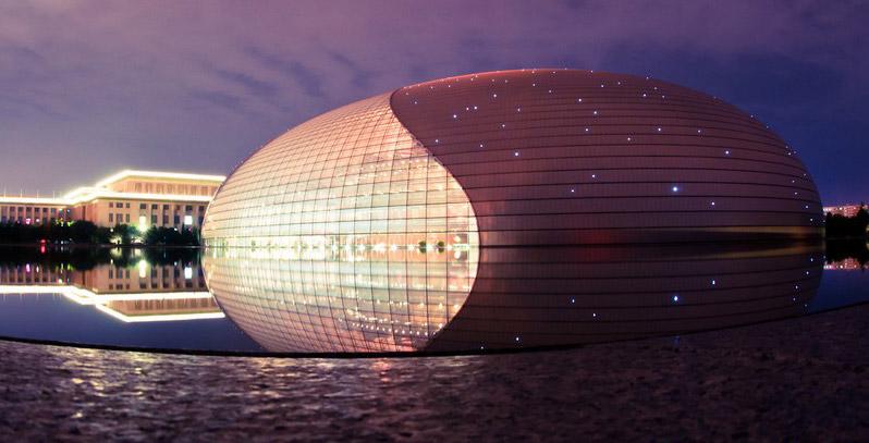 مرکز ملی هنرهای نمایشی پکن