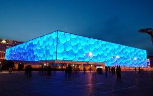 مرکز ملی ورزش های آبی پکن