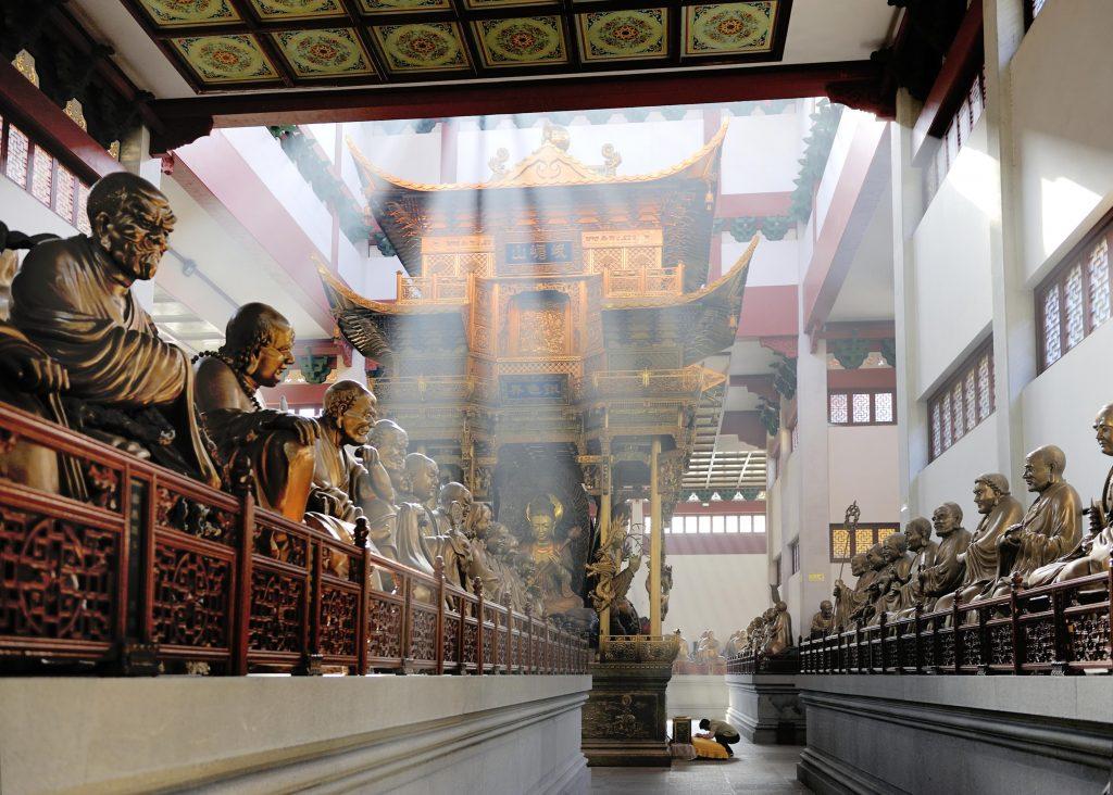 معبد لینگین هانگزو